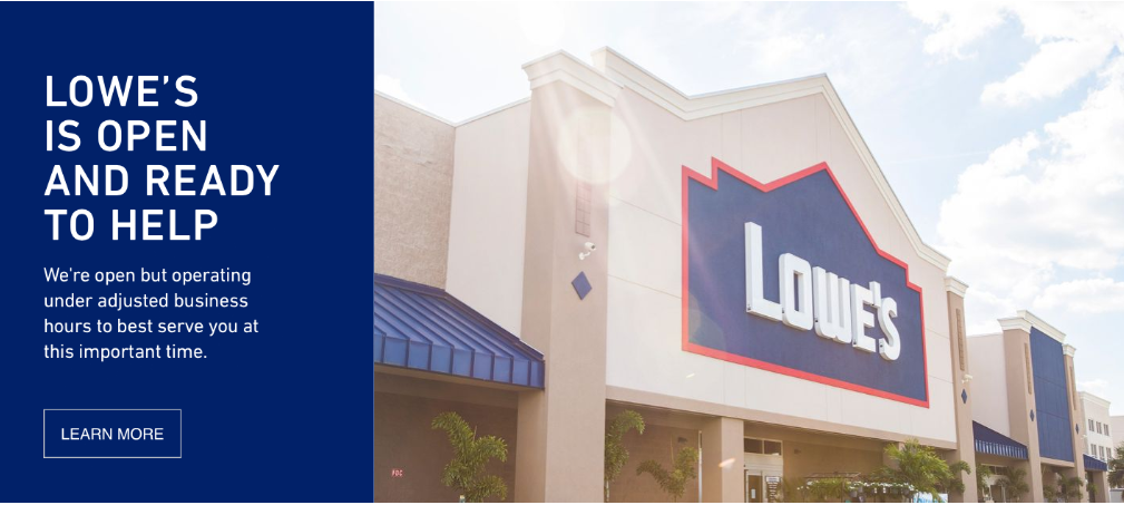 Lowes Promo Code 2020